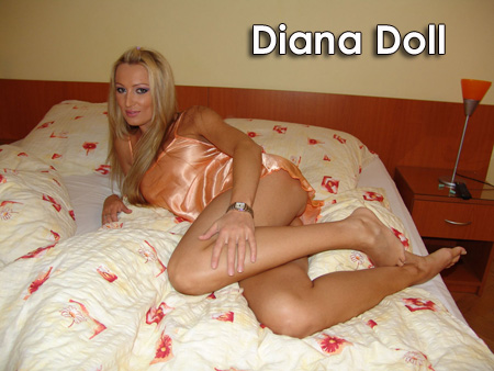 Diana Doll Creampie