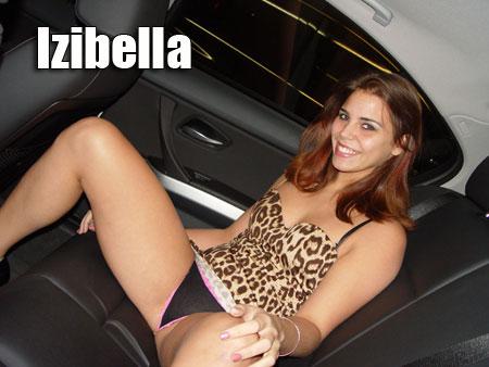 Izibella Creampie